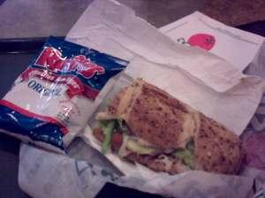 Subway with Ruiz